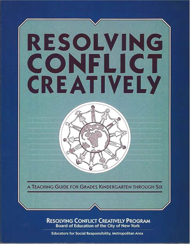 Cover-Resolving Conflict Creatively-1