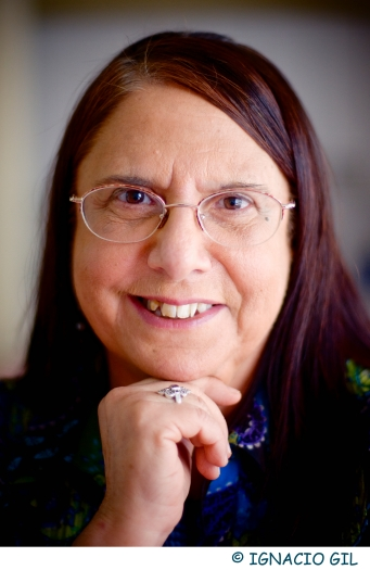 Madrid, 2 de marzo de 2011. Entrevista a Linda Lantieri, experta en aprendizaje social y emocional. Foto: © IGNACIO GIL. .....archdc.....